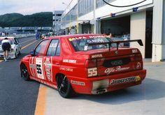 Fotos de l'Alfa Romeo 155 GTA que va córrer el JTCC japonés
