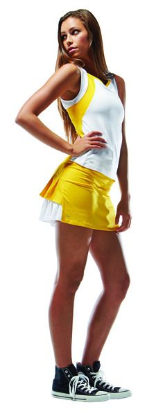 DUC Flirt Women's Tennis Skirt at doittennis.com $39.99 #tennisskirt