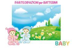 Partecipazione per Battesimi