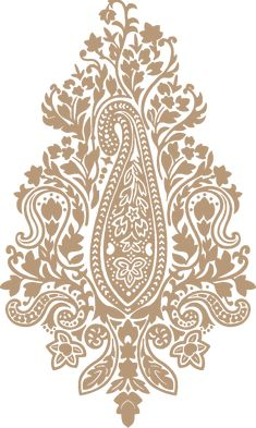 Embroidery Motifs, Hand Embroidery Designs, Decorative Painting Projects, Beautiful Landscape Wallpaper, Paisley Art, Indian Art Paintings, Design Seeds, Ornaments Design, Textile Prints