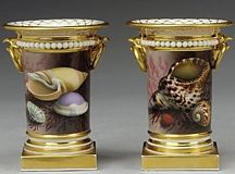 Flight & Barr porcelain. The factory produced the best English porcelain of early 19th century, employed some great porcelain artists and was commissioned by Royal Family and other important clients Painter unknown see link