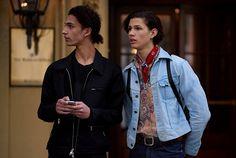 rue des mauvais garçons (justdropithere:   Tre Samuels & Lucas Santoni by...)