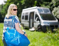 Ikea hacks for the camper Camping Ikea Hacks, Tent Camping, Campsite, Bus Travel, Camping Guide, Camping Activities, Van Life, Tie Dye Skirt, Survival