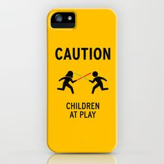 Star Wars iPhone case: Children at Play. Love this!