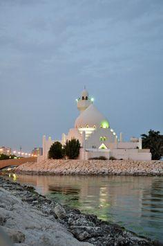 The Corniche Mosque, Jeddah, LSA