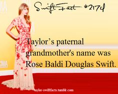 taylor swift facts Taylor Swift Family, Taylor Swift Fan Club, Taylor Swift Concert, Long Live Taylor Swift, Taylor Swift Facts, Taylor Alison Swift, Queen, Selena Gomez, Famous People