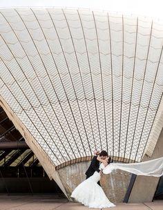 Jeffrey St Wharf Wedding Opera House -Tinker Photography (Sydney)