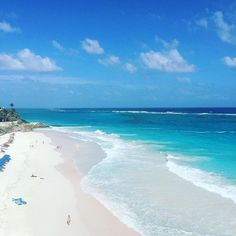 Did you know that Crane Beach, located on the south east of Barbados, was voted one of the top 10 beaches in the world? #cobblerscove #Barbados
