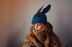 Animalesque // head dresses | Flickr - Photo Sharing!