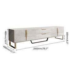 Console Tv, Tv Console Modern, Tv Console Design, White Tv Stands, Black Tv Stand, Stands Tv, Tv Unit Design, Tv Wall Design, Living Room Tv