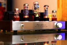 Laochen EL34 Single-ended Tube Amplifier HIFI EXQUIS AIQIN Class A handmade lamp amp Silver version OCEL34S OldChen  Price: $ 250.99 & FREE Shipping   #computers #shopping #electronics #home #garden #LED #mobiles