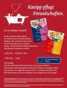 Kneipp Badekristalle gratis für dich und deine Freundin - http://www.vickyliebtdich.at/kneipp-badekristalle-gratis-fur-dich-und-deine-freundin/