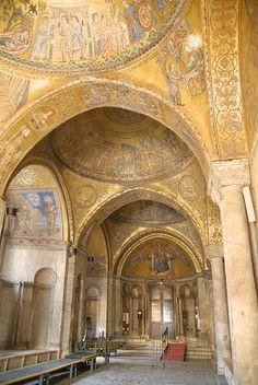 Saint Mark's Interior- Venice