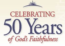 Christianity Today International 50th Anniversary - The Top 25 Most Influential Preachers