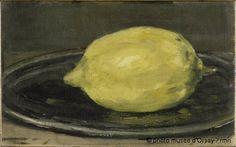 Lemon by Manet