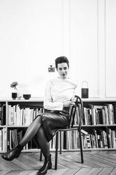 Une série de rencontre avec les nouveaux modernes, présentée par Rolex - Pauline Deltour