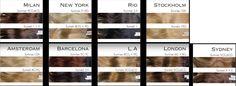 Μια εκπληκτική νέα τρέσσα μαλλιών από τον οίκο Balmain Paris - ΧΡΩΜΑΤΟΛΟΓΙΟ