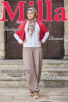 Hijab fashion styles by Milla's outfits | Just Trendy Girls