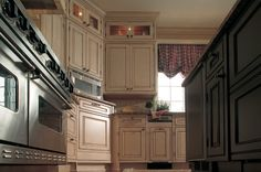 A Decidedly Painterly Palette of Finishes - traditional - kitchen - minneapolis - Dura Supreme Cabinetry