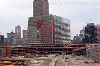 New York City  Ground Zero  Walking around we had cold chills...we will NEVER forget!!