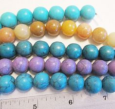 Lot 3 16mm Transparent Multi Faceted Round Smooth Polished End Drill Glass Beads