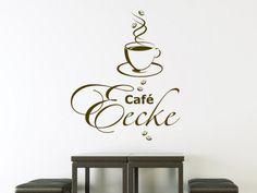 New Wandtattoo Caf Ecke
