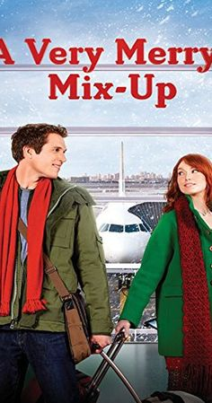 Directed by Jonathan Wright.  With Alicia Witt, Mark Wiebe, Lawrence Dane, Scott Gibson. Shop owner Alice Chapman is nervous about meeting her future in-laws at Christmas, especially because she is arriving ahead of her new fiancé, Will Mitchum. Alice's trip becomes more stressful when her luggage is lost and her phone is damaged, leaving her no way to find Will's family!