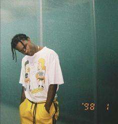 Rate Rocky's Fit ! Asap Rocky Wallpaper, Asap Rocky Fashion, Lord Pretty Flacko, A$ap Rocky, Tyler The Creator, Travis Scott, Pretty Boys, Beautiful Men, Rapper