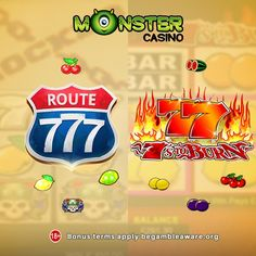 Choose from among your favourite '7-based games' with excellent rewards in the form of #bonus , promotions & free spins!! #casino #gambling #luck  https://www.monstercasino.co.uk/blog/7-lucky-online-slot-games/