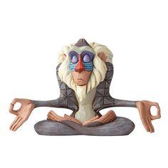 ✪ JIM SHORE DISNEY TRADITIONS Mini Figurine Lion King Rafiki | eBay