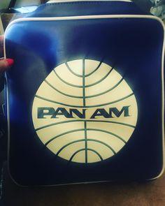 My mom is the greatest #panam #purse #bag #style #fashion #baglady #vintage #stewardess #flightattendant #thankyouforflying #�� #✈️ http://butimag.com/ipost/1498956270349269504/?code=BTNXMk8AzoA
