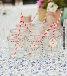 striped wedding straws photographer | CHECK OUT MORE IDEAS AT WEDDINGPINS.NET | #weddingfood #weddingdrinks