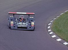 Gilles in 1977 Watkins Glen Can-Am Driving the Dallara-Wolf Can-Am car