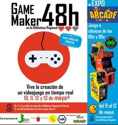Nunca 'Game over' en la BRMU: crónica de la locura por los videojuegos en una bibliotecaEl blog de Infobibliotecas