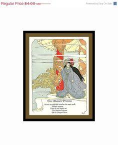 #HalfOff #Sale #OakwoodView #LittlePicturesofJapan #Maiden #Princess #Book #Plate #Print #Vintage #Decor #evt #etsyvintageteam by OakwoodView