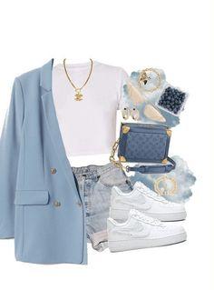 Fashion Mode, Teen Fashion Outfits, Kpop Fashion, Mode Outfits, Korean Fashion, Womens Fashion, School Outfits, Fashion Quiz, Airport Outfits