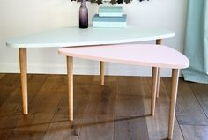 table_gigognes_duo_rose_vert_1