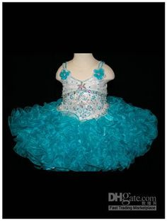 2013 Eye Catching Little Rosie Beaded Strap Infant Cupcake Baby Dress BR1074 Girl's Pageant Dresses on AliExpress.com. $112.00