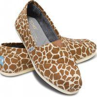 Giraffe TOMS! ;)