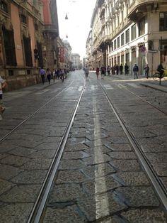 """""""Milano che non ti aspetti"""" #vfMilano vista da @Giovannjacubino - http://voda.it/IVWGdn"""