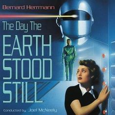 THE DAY THE EARTH STOOD STILL ORIGINAL SCORE   Day the Earth Stood Still (1951) - Original Motion Picture Score, The ...