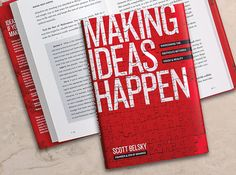 Making Ideas Happen | 10 Books to Boost Your Creativity and Productivity