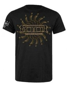 Tool Spectre Spiral Mens T-Shirt - Guaranteed Authentic.  Fast Shipping.