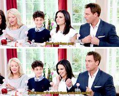 Lana Parrilla on Home & Family - 07 May 2015