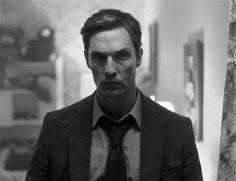 Detective Rust Cohle - Matthew McConaughey - True Detective