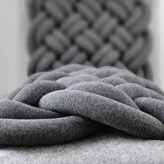 Woonkussen Knotty Pillow Kumeko   X6Lifestyle