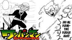 ONE PUNCH MAN || GAROU vs BANG Webcomic 54  || ⇒125
