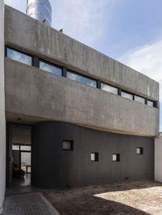 Office & House Luna  / Hitzig Militello arquitectos