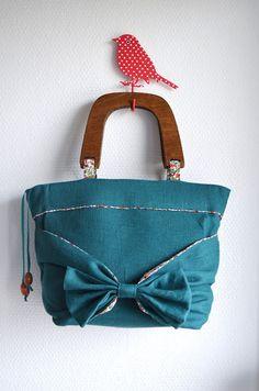 Annelies: Bento Box Bag