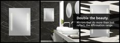 Buy tiles, bathroom and kitchen fittings online. Mirrored Furniture, Bathroom Furniture, Buy Tile, Mirrors, Toilet, Beauty, Home Decor, Flush Toilet, Decoration Home
